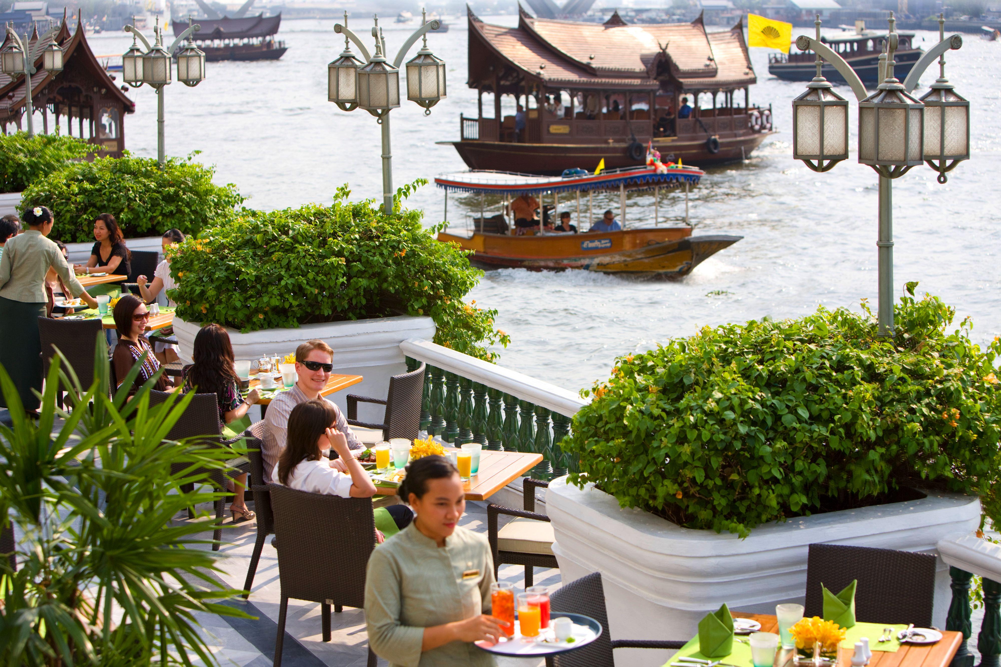 Mandarin Oriental adds wellness package  Thai Spas Now