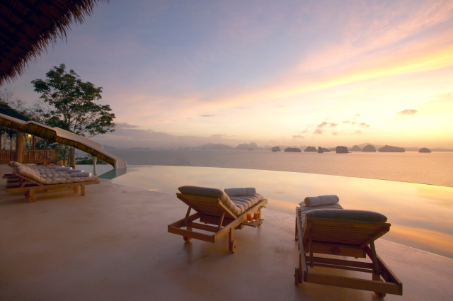 Wanderable's Favorite Infinity Pools - Six Senses Thailand