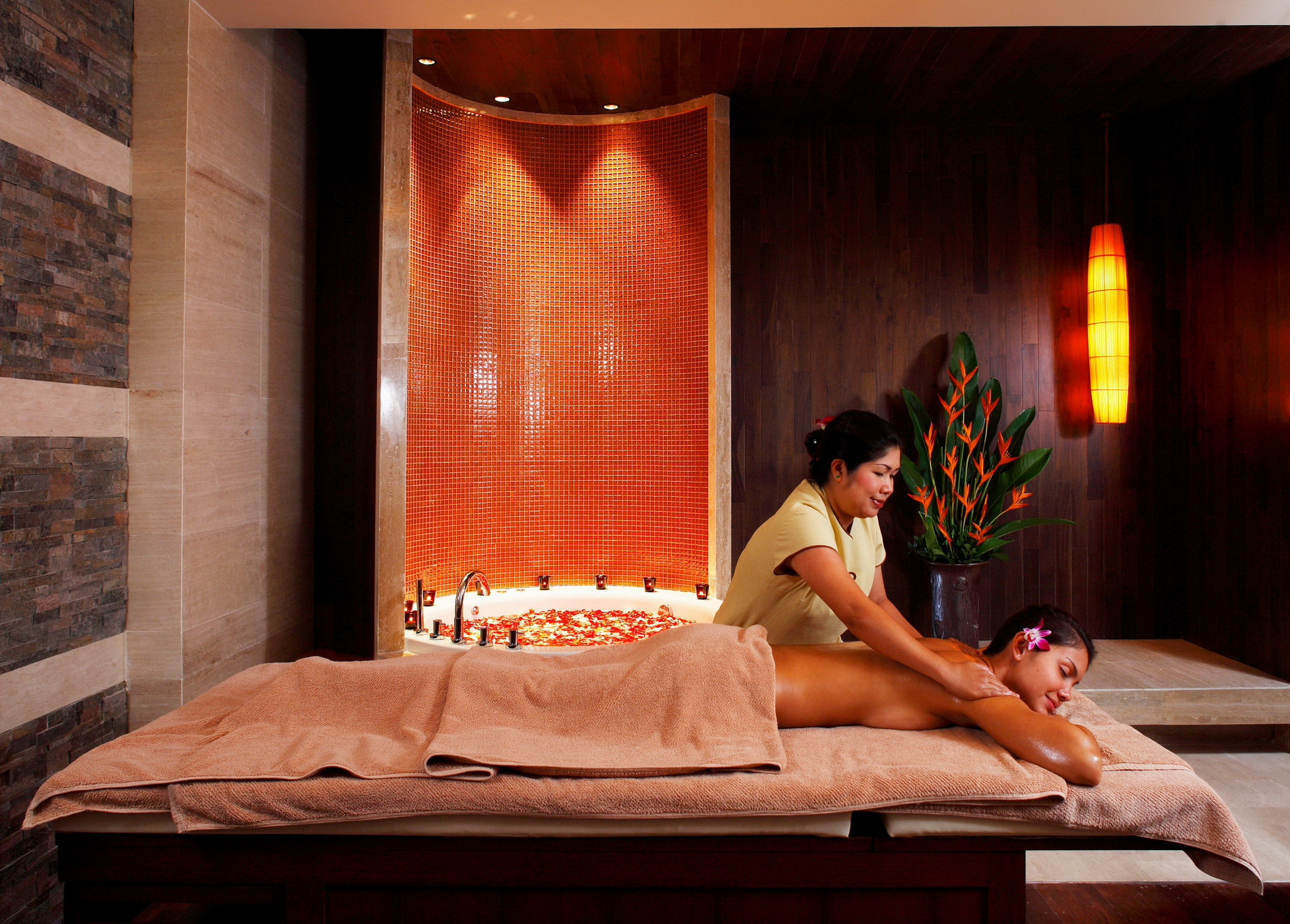 salong siam olje massage