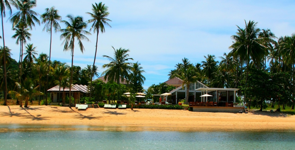 Coconut Beach samui