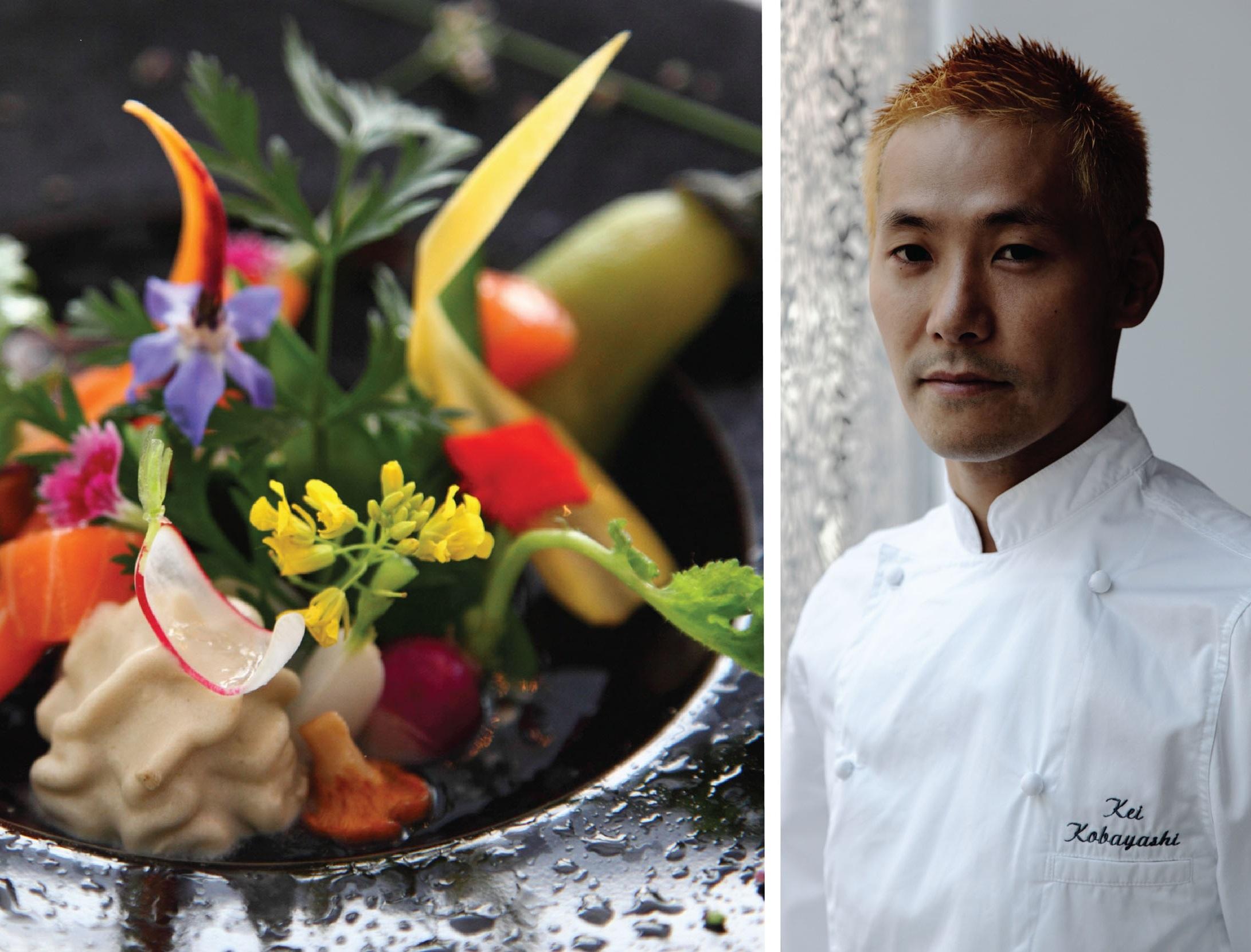 Valentine Dinner With Michelin Star Chef At Vie Hotel