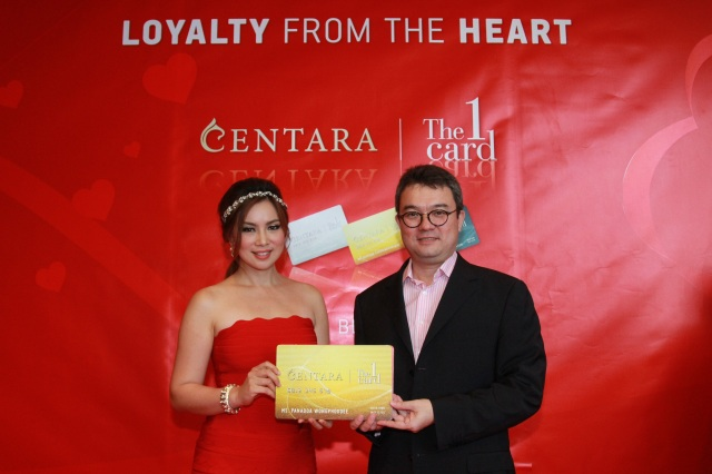 Centara Press conference re new card