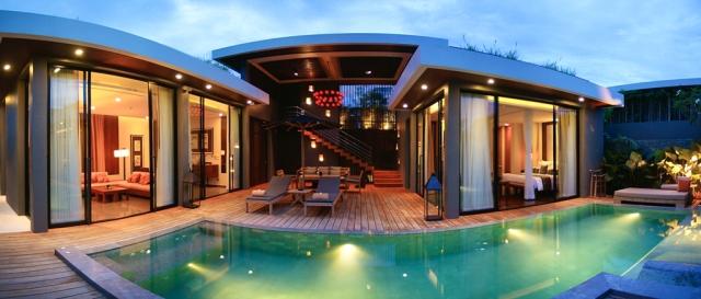 V Villas - 2 Bedroom Pool Villa