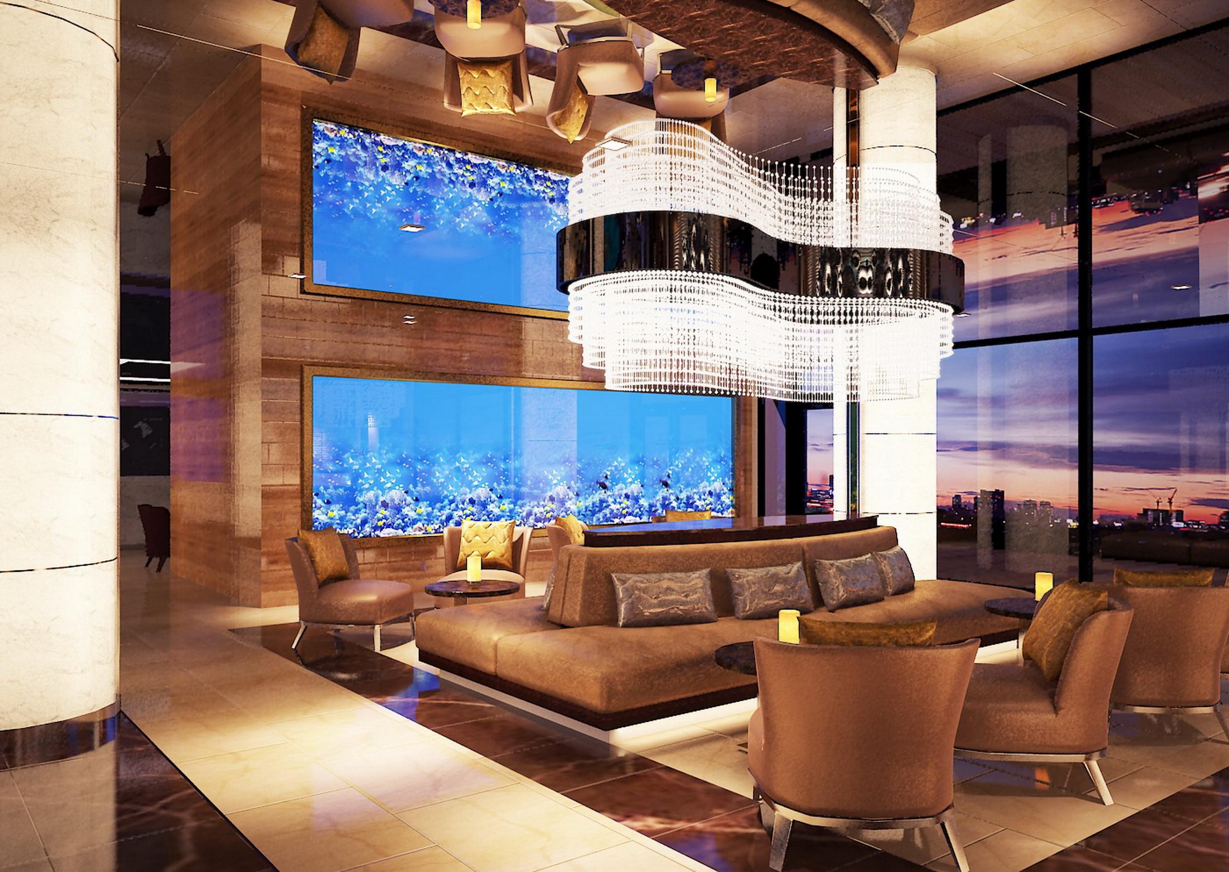 A grand design for centara s phratamnak hill pattaya for Hotel design spa