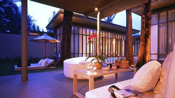 SALA Phuket presidential suite