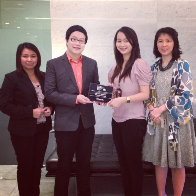 VIE Expendia Award