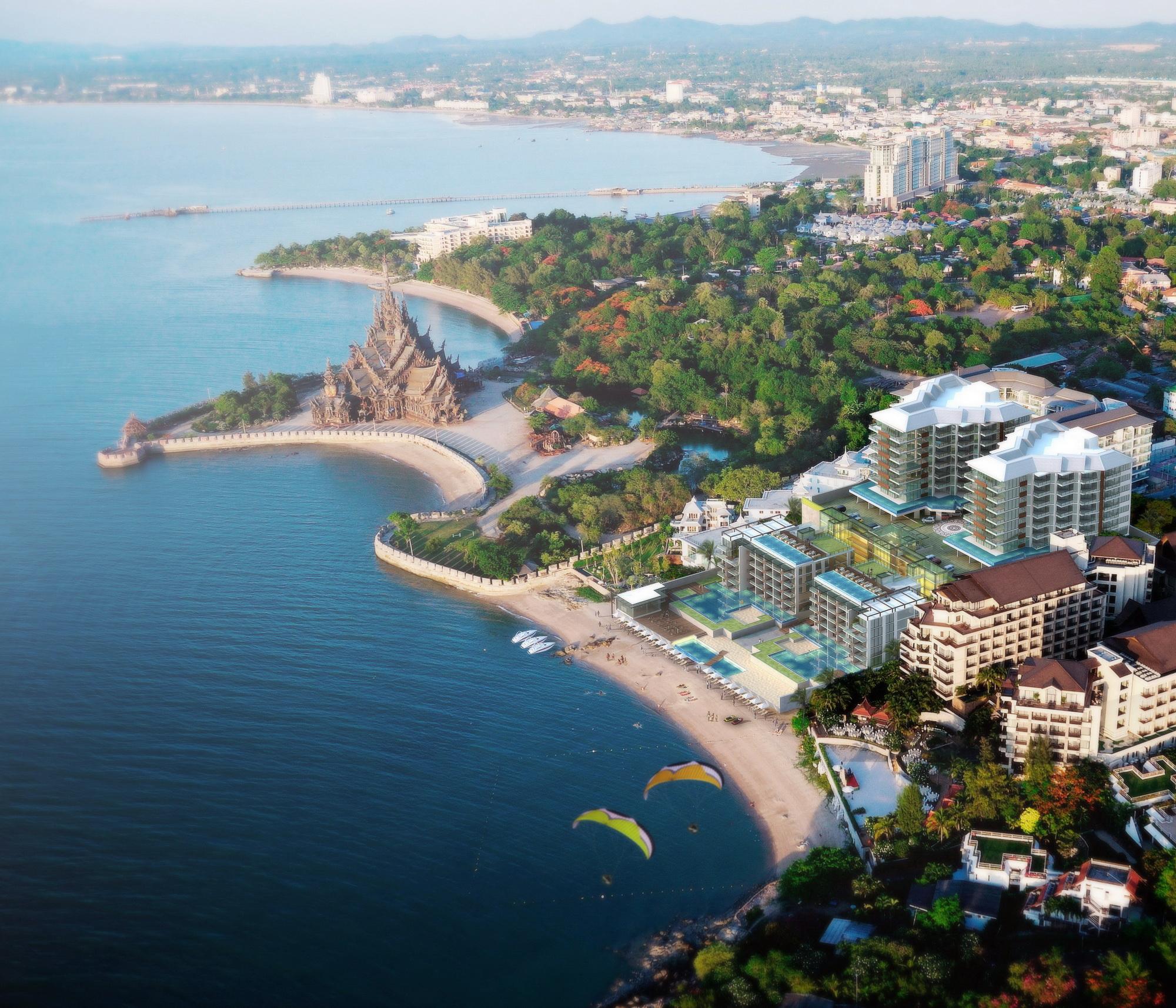 Pattaya Resort And Spa