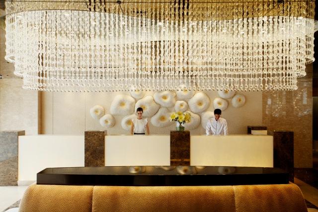 Centara Grand Phratamnak Resort Pattaya – Lobby