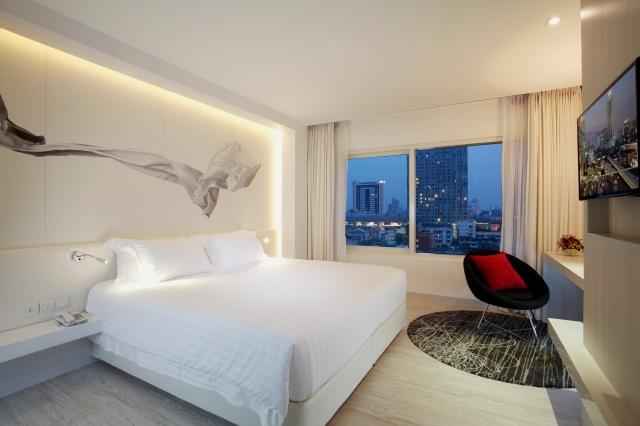 Centara Watergate Pavillion Hotel Bangkok - Deluxe King Room