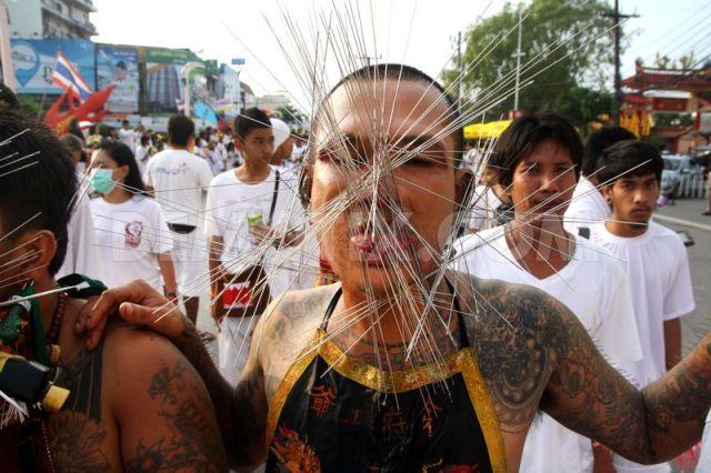 SALA  Phuket vegetarian festival