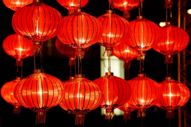 VIE Chinese lanterns