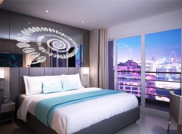 Centara Avenue Hotel Pattaya - Deluxe Room