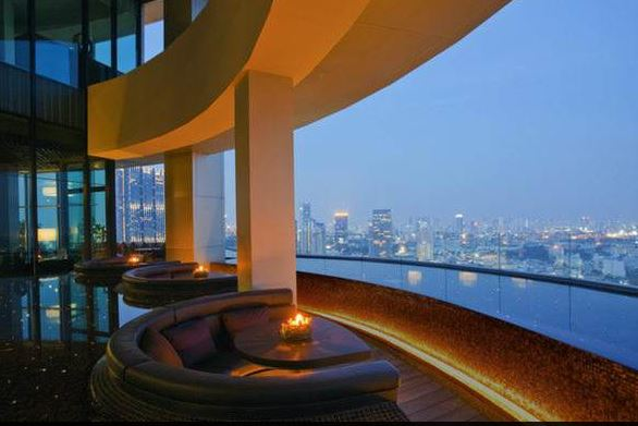 Kasara Lounge experience