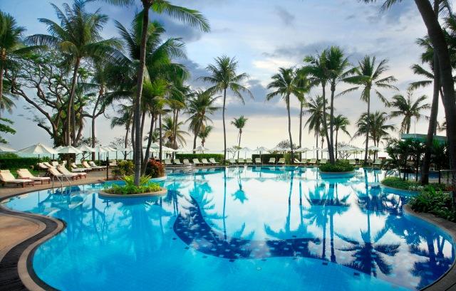 Centara Grand Beach Resort & Villas Hua Hin - Railway Pool