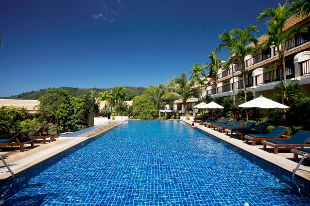 Centara Blue Marine Resort & Spa Phuket - Swimming pool