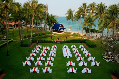 Centara Grand Beach Resort Samui, CSBR