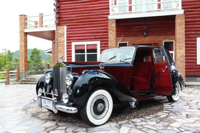 Rolls-Royce Silver Dawn-Modify
