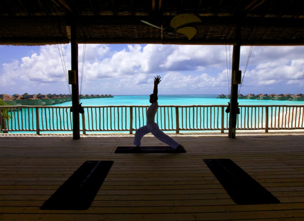 Six Senses sleep yoga