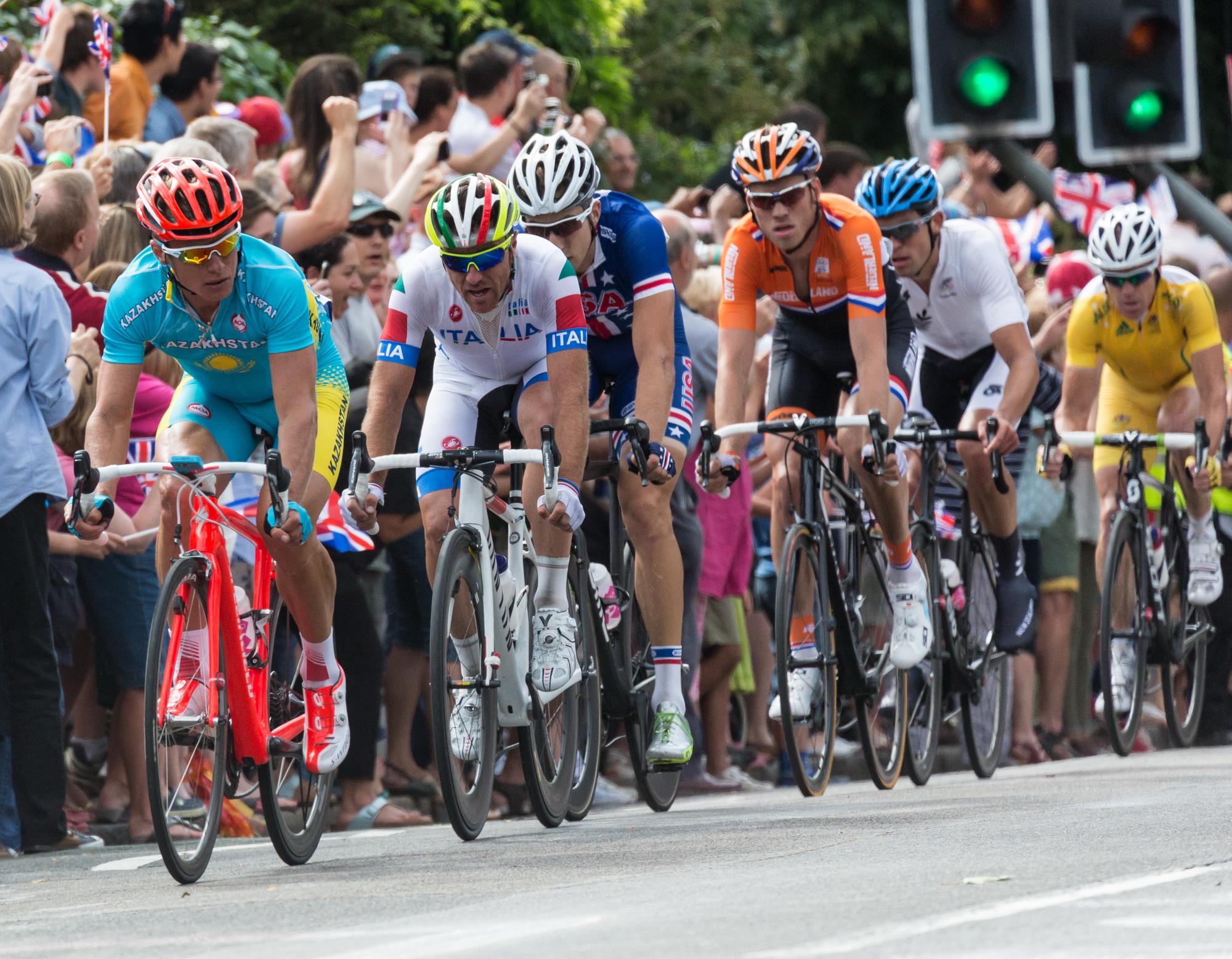 Bangkok Cycling Championship 2015