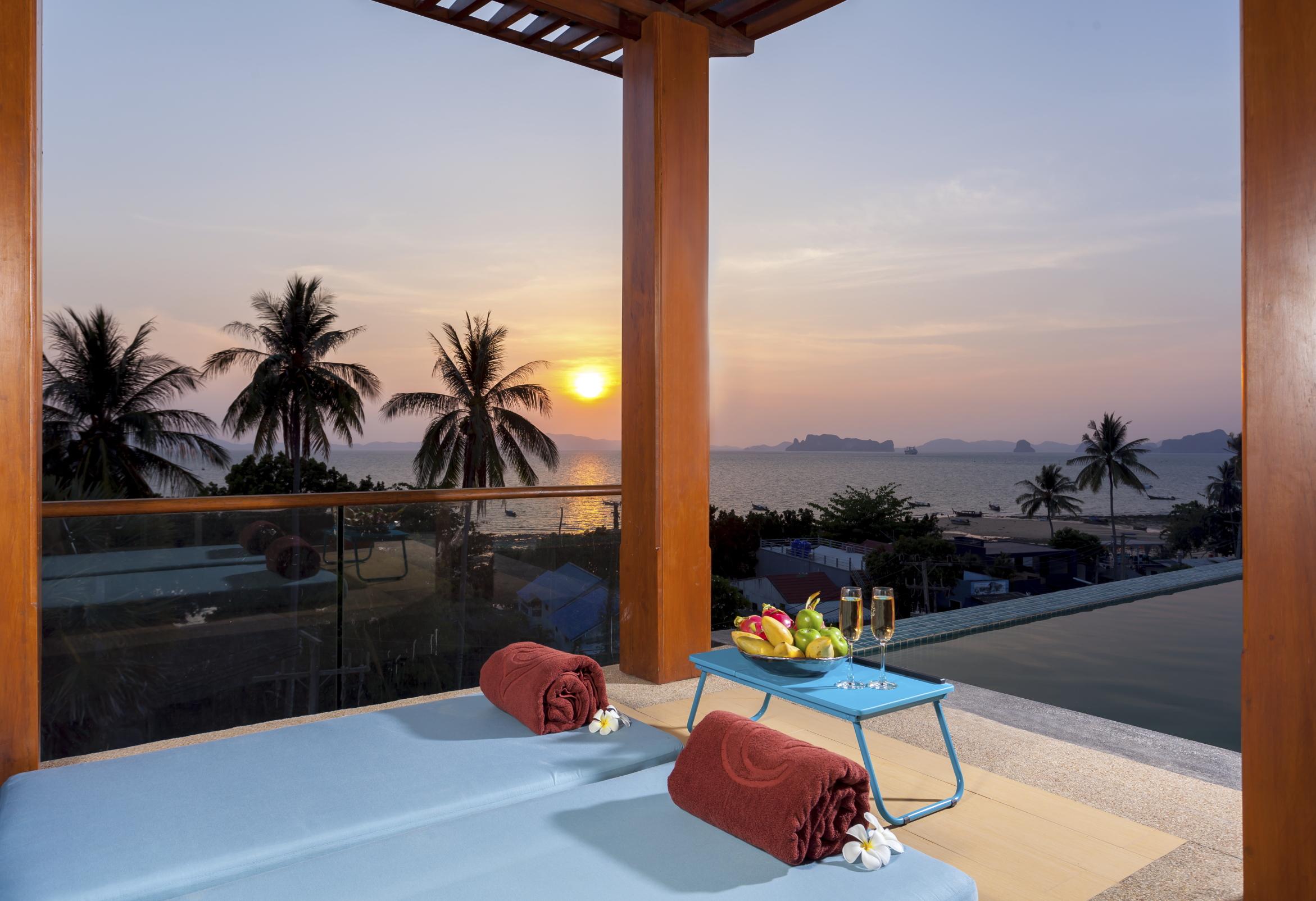 Centara Pelican Bay Residence & Suites Krabi - 2BR_Deluxe_poolsuite_penthouse