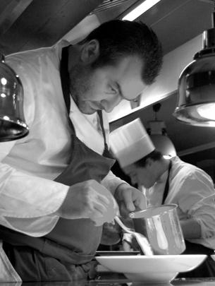 Michelin Star Chef Stephane Carbone 2