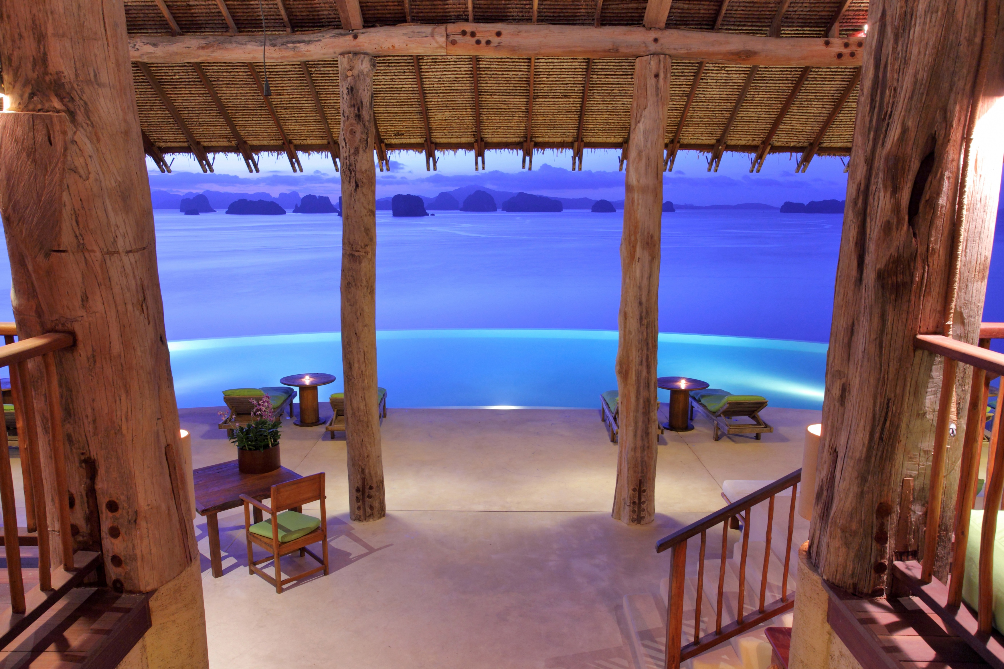 Six Senses Yao Noi wine 1