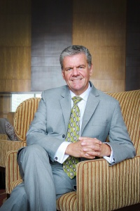 Chris Bailey, Chief Operating Officer; Centara Hotels & Resorts