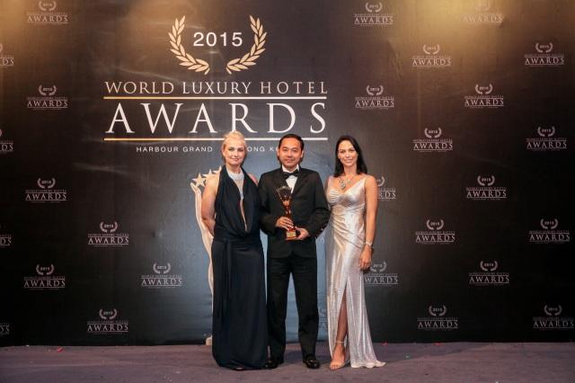 V Villas Hua Hin award
