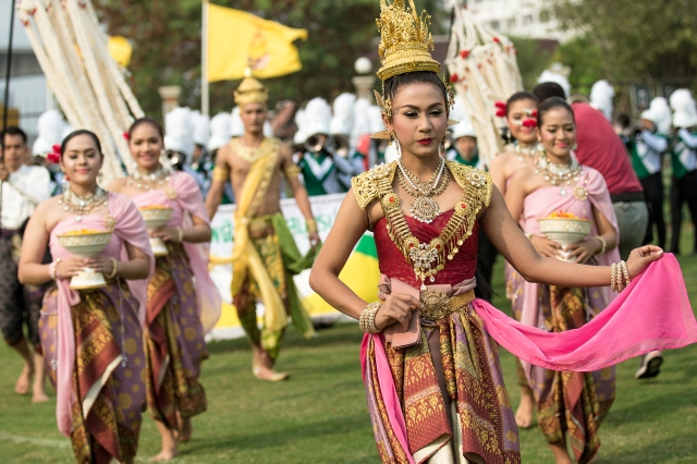 Anantara King's Cup Opening_Ceremony