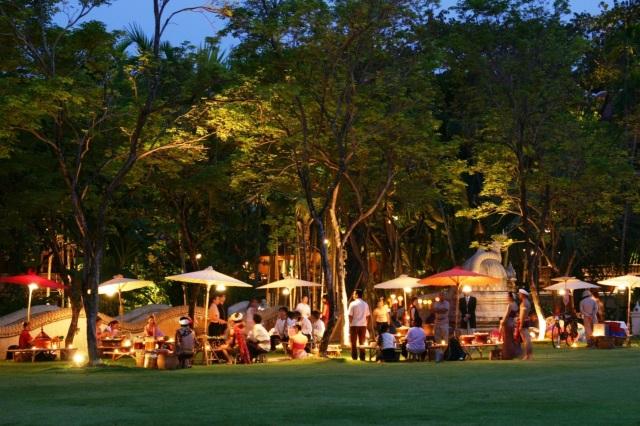 Dhara Dhevi Songkran